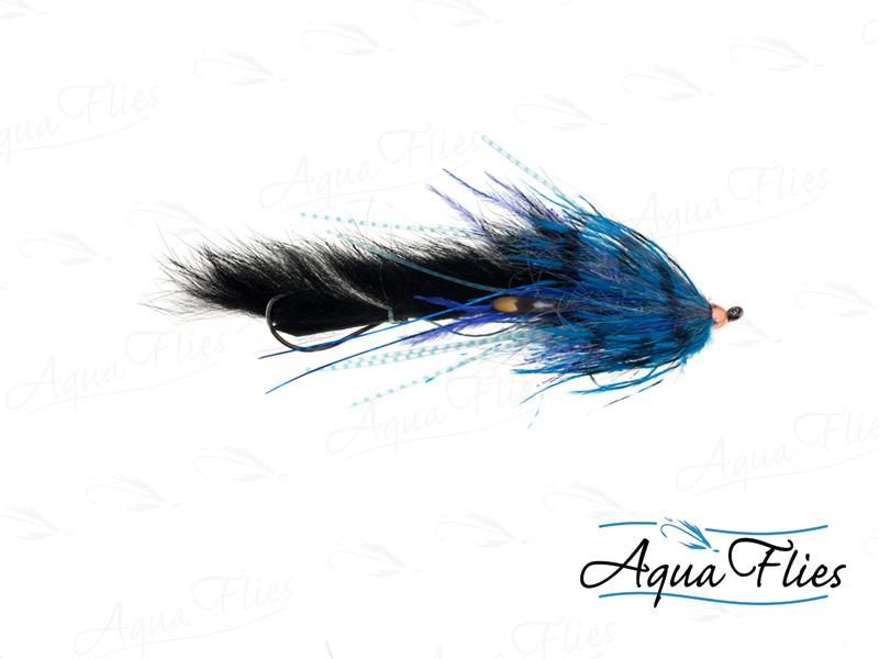 12334 Mini Dirty Hoh, Black/Blue