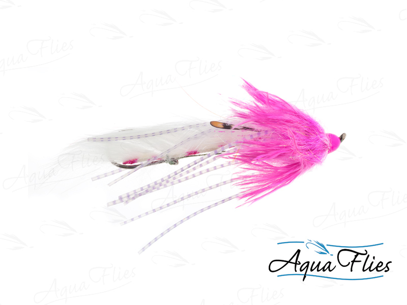 12338 Mini Dirty Hoh, Pink/White