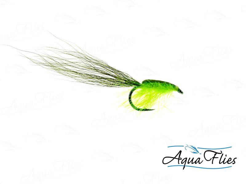 Tidewater Shrimp, Chartreuse