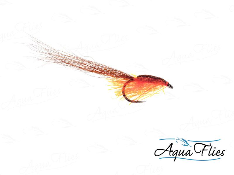 Tidewater Shrimp, Orange