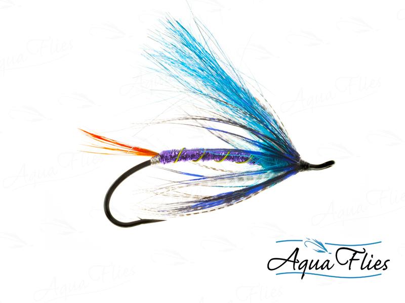 10056 Wedeking's Jayhawker, Purple/Blue Sizes 3-5