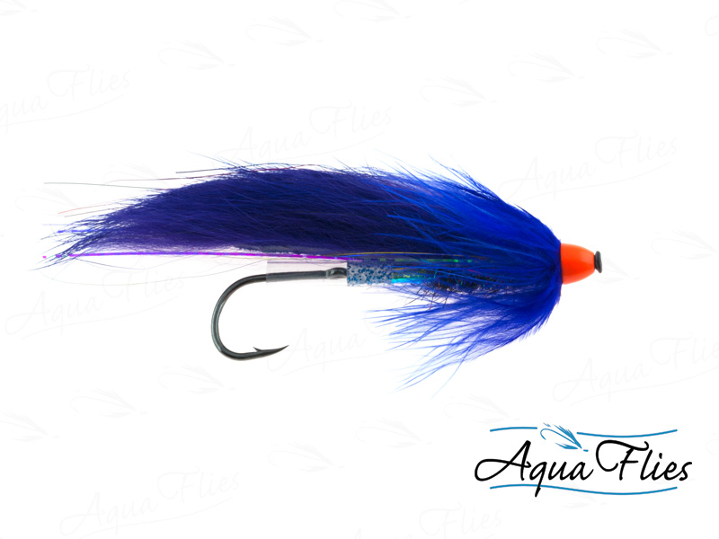 11029 Stu's Bunny Hare Leech Tube, Blue/Purple