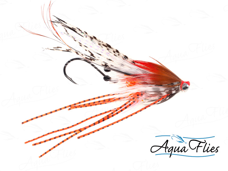 11065 Stu's PrawnTruder, White/Orange