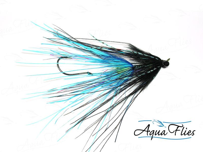 12115 Stu's Ostrich Intruder, Black/Blue