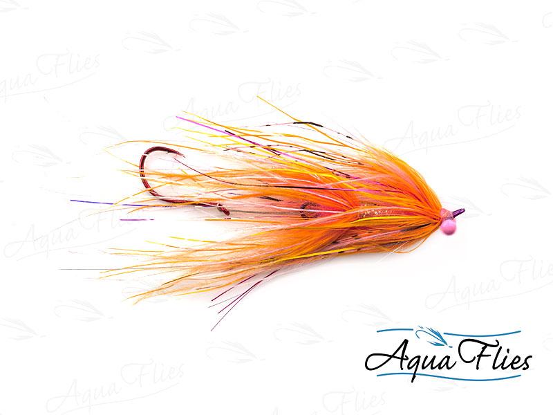 12119 Stu's Ostrich Intruder, Orange/Pink