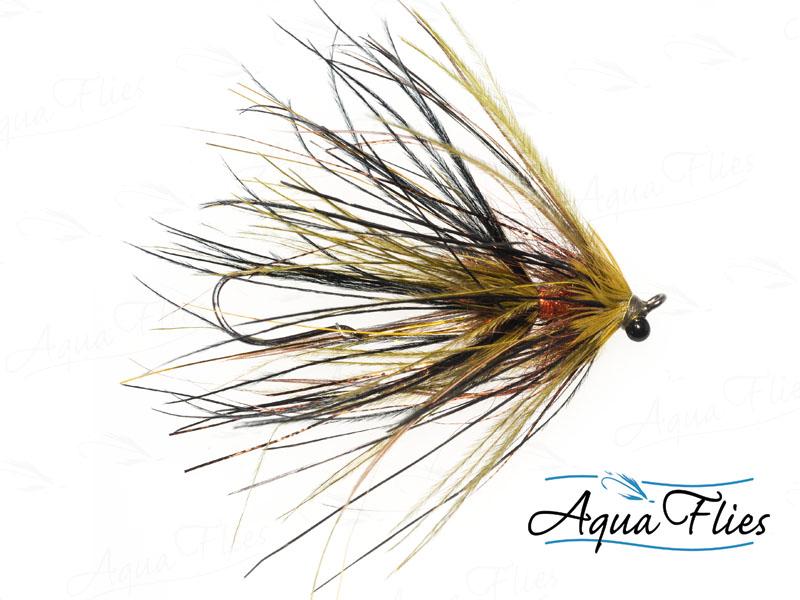 12108 Stu's Ostrich Mini-Intruder, Olive/Black