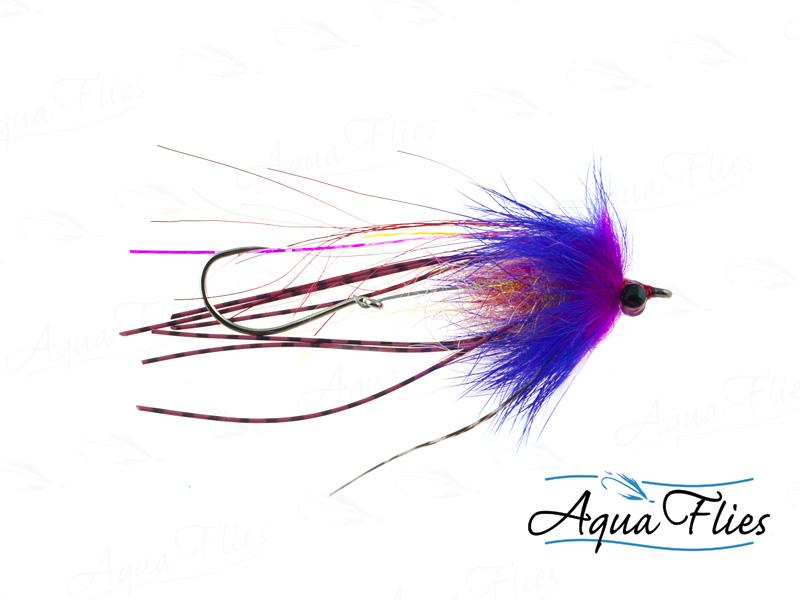 12055 Brett's Klamath Intruder, Purple/Pink