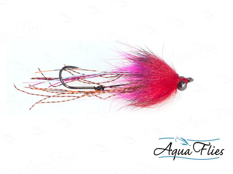 12056 Brett's Klamath Intruder, Red/Pink