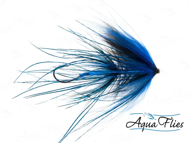 12130 Sputnik Tube Intruder, Blue/Black