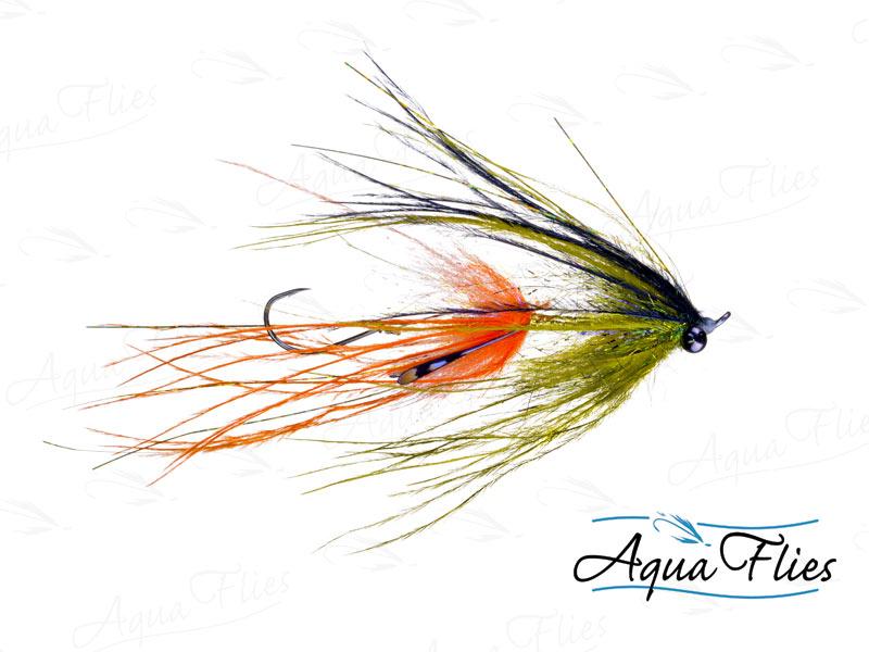 12301 Jerry's Intruder, Olive/Orange