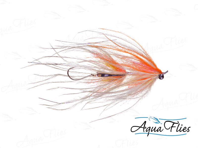 12302 Jerry's Intruder, Orange/White