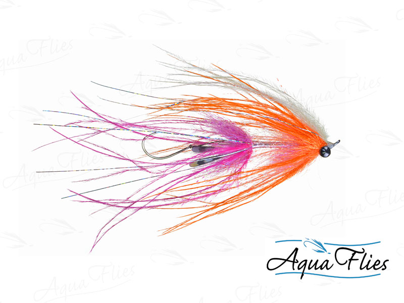 12303 Jerry's Intruder, Pink/Orange