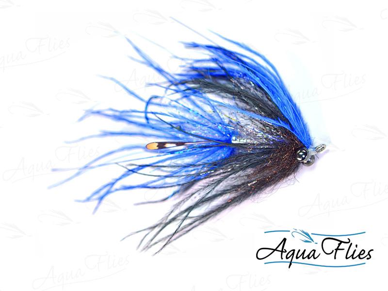 12304 Jerry's Intruder, Black/Blue