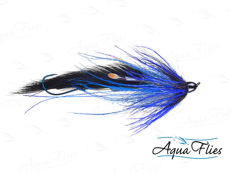 12330 Dirty Hoh, Chinook Size, Black/Blue
