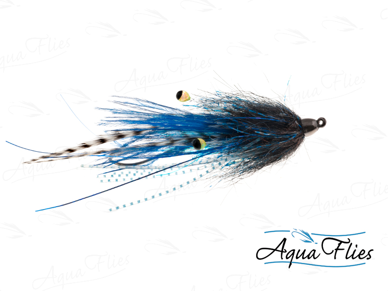 12350 Jerry's Ultra Squid, Black/Blue
