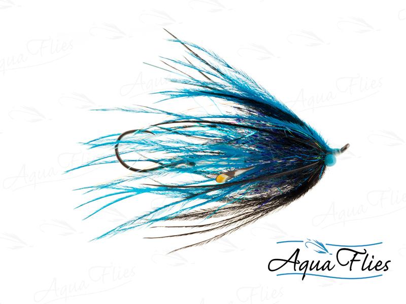 12355 Ultra Mini-Intruder, Black/Blue
