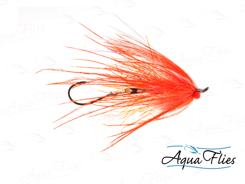 12360 Ultra Mini-Intruder, Orange/White