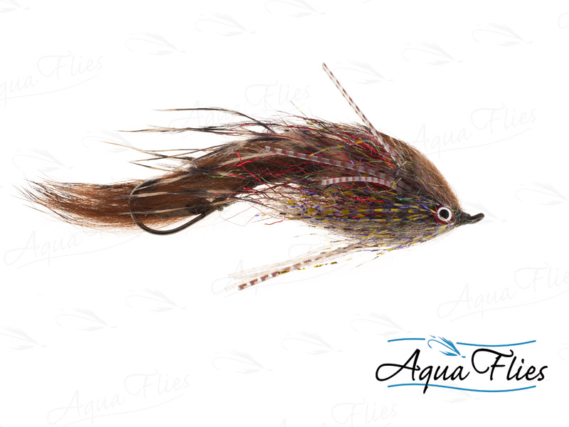 12367 Jerry's WMD Sculpin, Brown