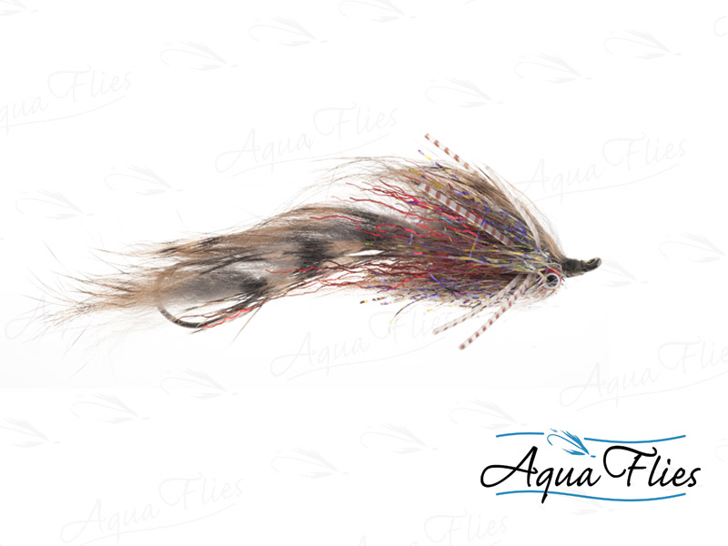12368 Jerry's WMD Sculpin, Brown/Gray