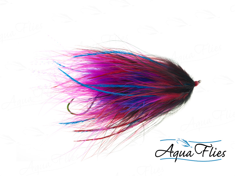 13018 Trailer Trash, Blue/Red/Purple