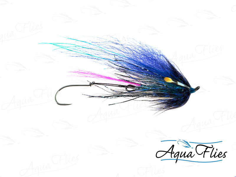 13102 Senyo's GL Predator Scandi, Blue/Purple