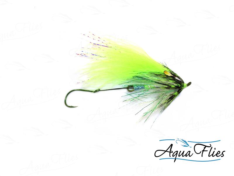 13172 Senyo's Aqua Scandi, Chartreuse