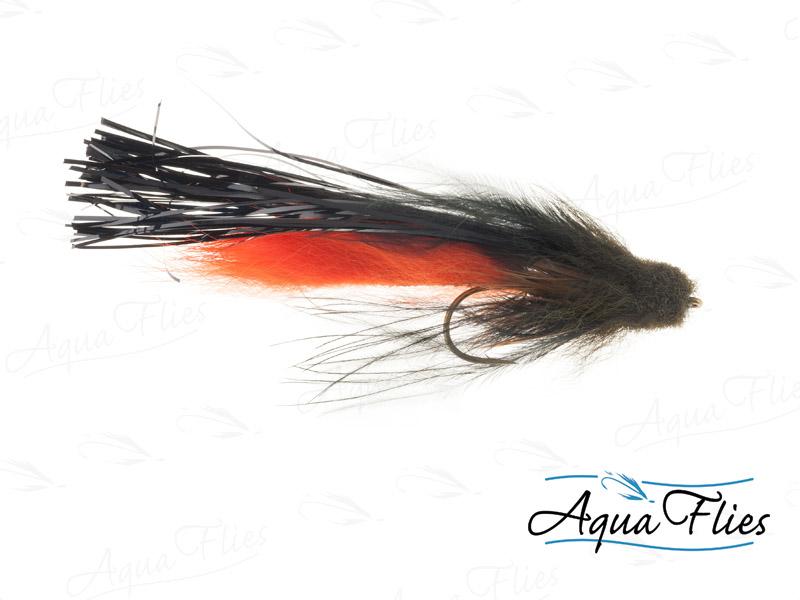 13206 Feenstra's Cow Killer, Black/Orange