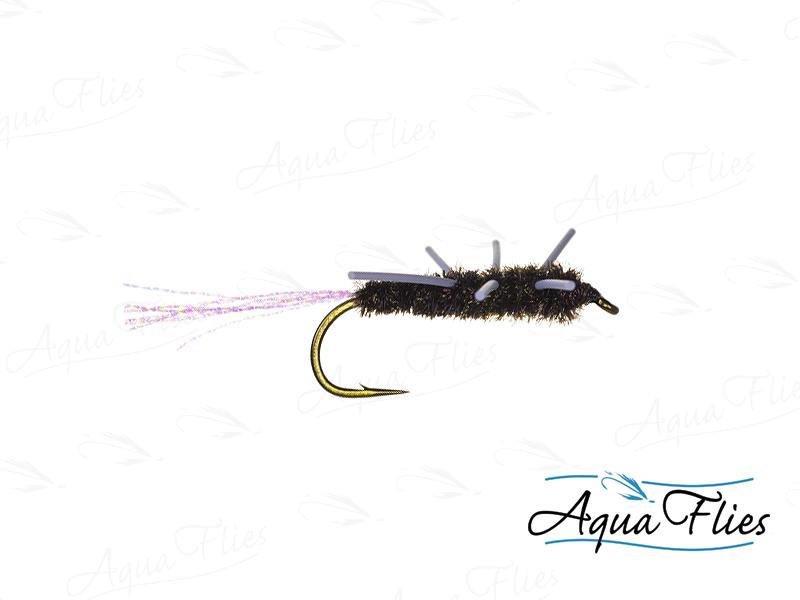 17018 TDF Peacock Rubber Legs