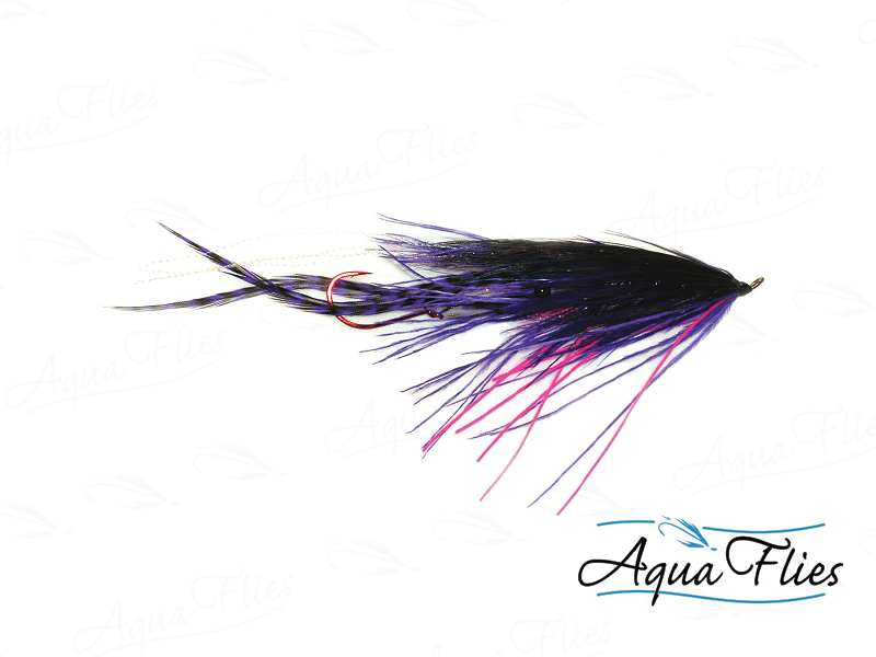 14002 Stu's Stinger Prawn, Purple