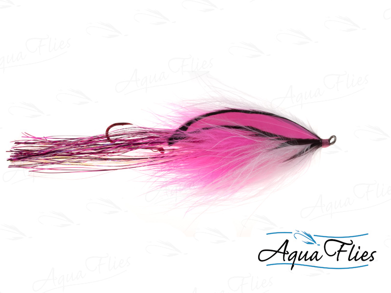 14104 Flashtail Stinger Prawn, Pink/White
