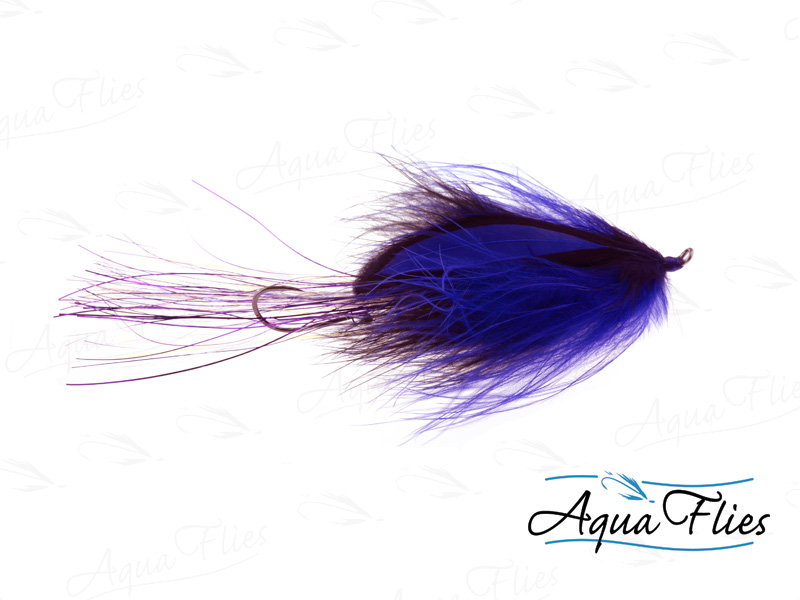 14105 Flashtail Stinger Prawn, Black/Purple