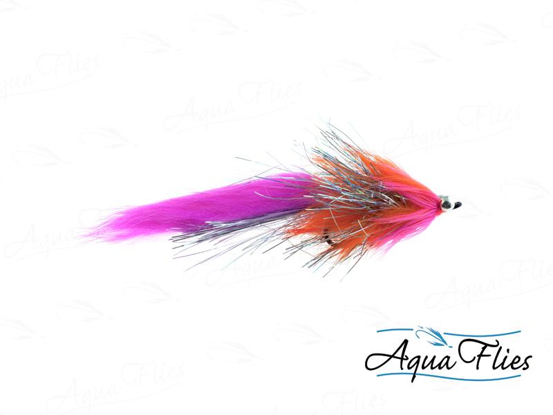 14113 Hareball Leech, Orange/Pink
