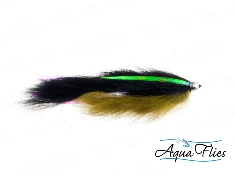 14162 Dolly Llama, Black/Olive
