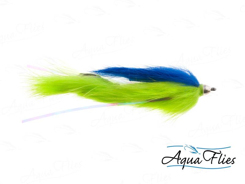 14164 Dolly Llama, Chartreuse/Blue