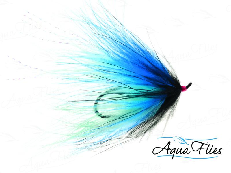 14180 Alaskabou, Blue/Black