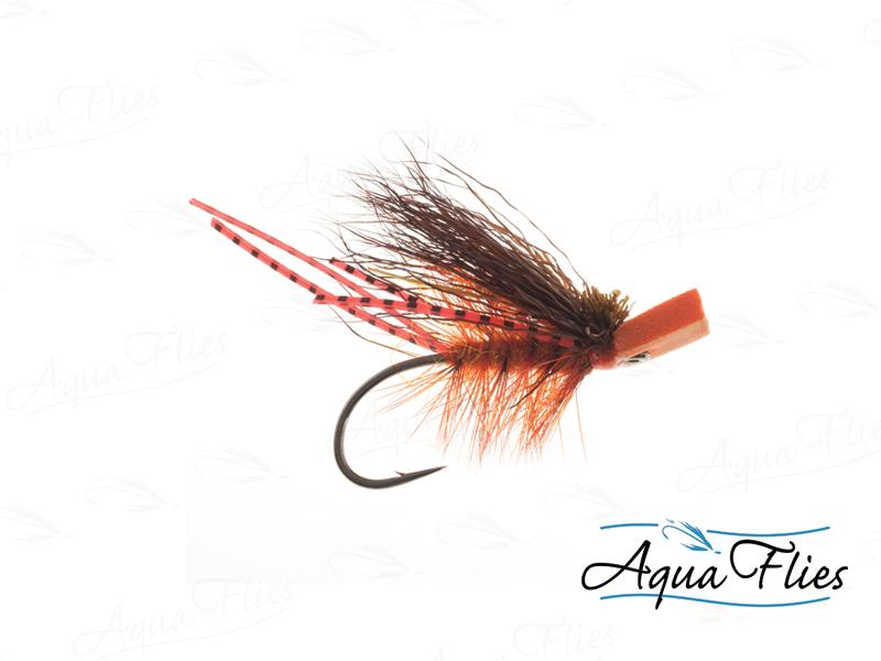 16178 McGovney's RL Skater, Brown/Orange