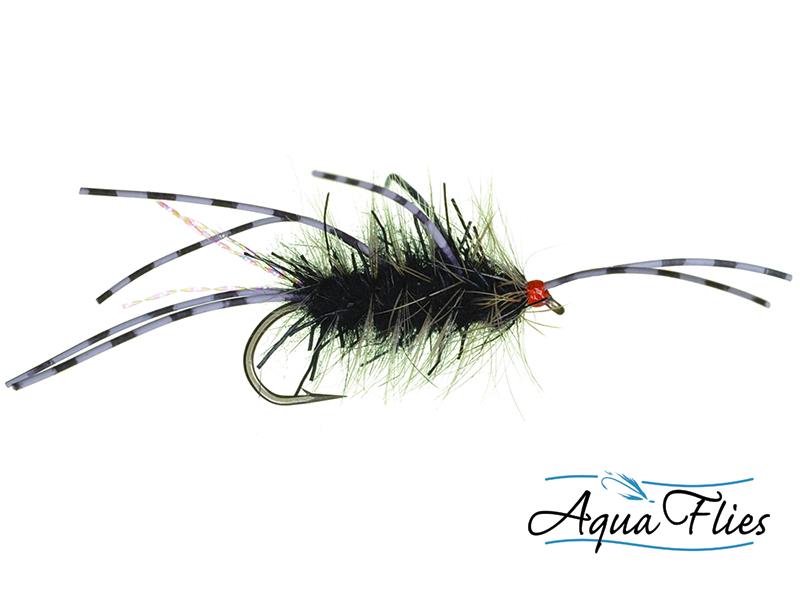 17075 TDF Yuk Bug, Black/Badger