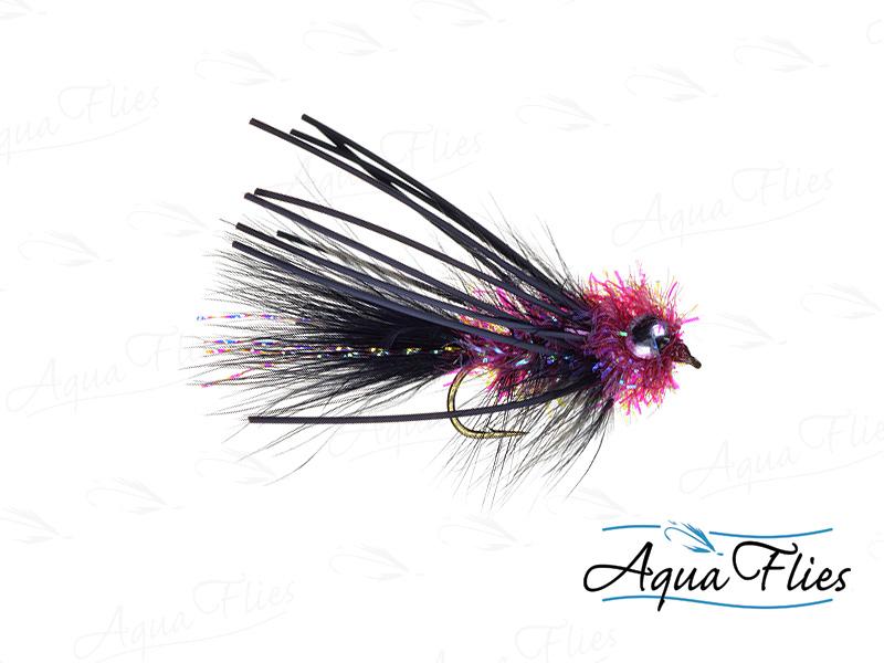 17072 TDF BE Pollo's Bug, Black/Red