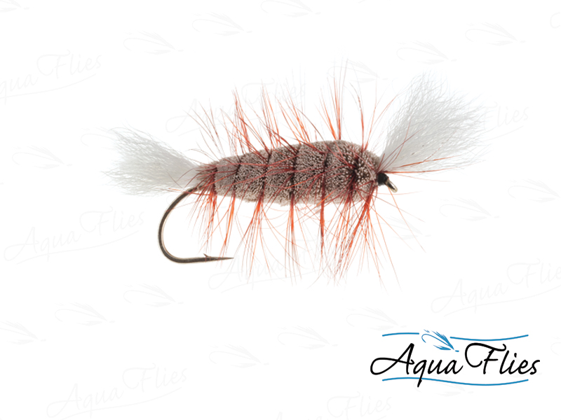 16127 Cigar Bomber, Gray/Brown