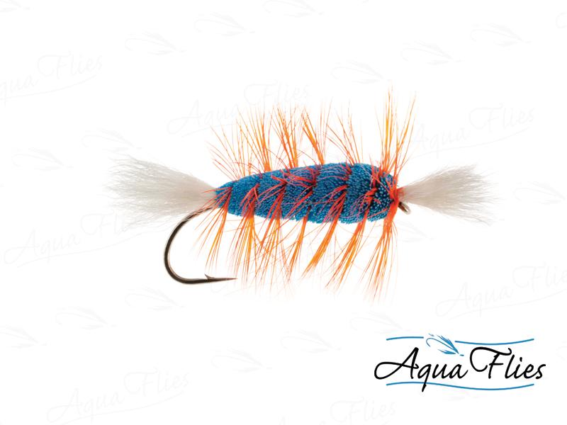 16131 Cigar Bomber, Labatt Blue/Orange