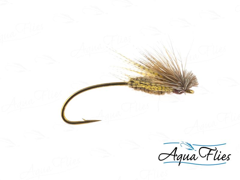 16156 Klamath Caddis, Natural Burlap