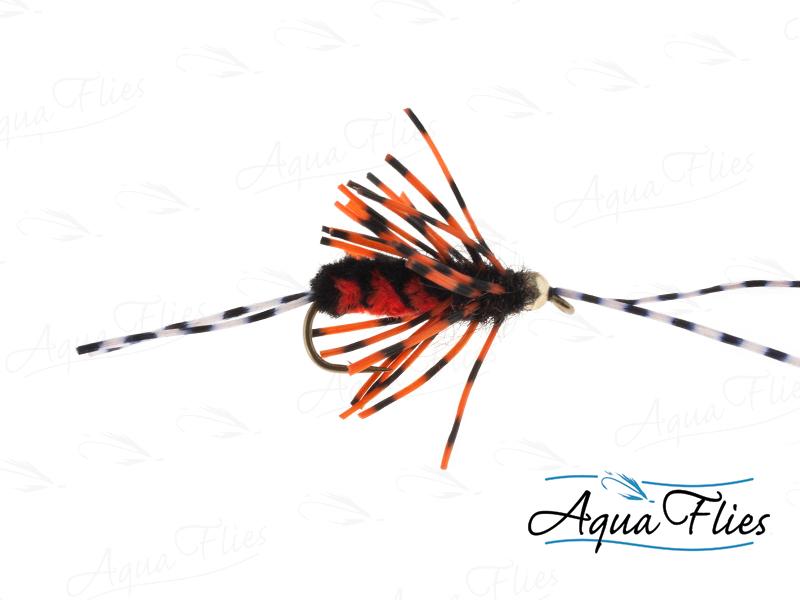17042 TDF BH Montana Flexi Bug, Orange