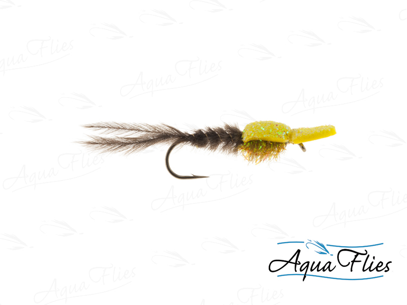 17200 Lincon's Hex Emerger, Natural Gray
