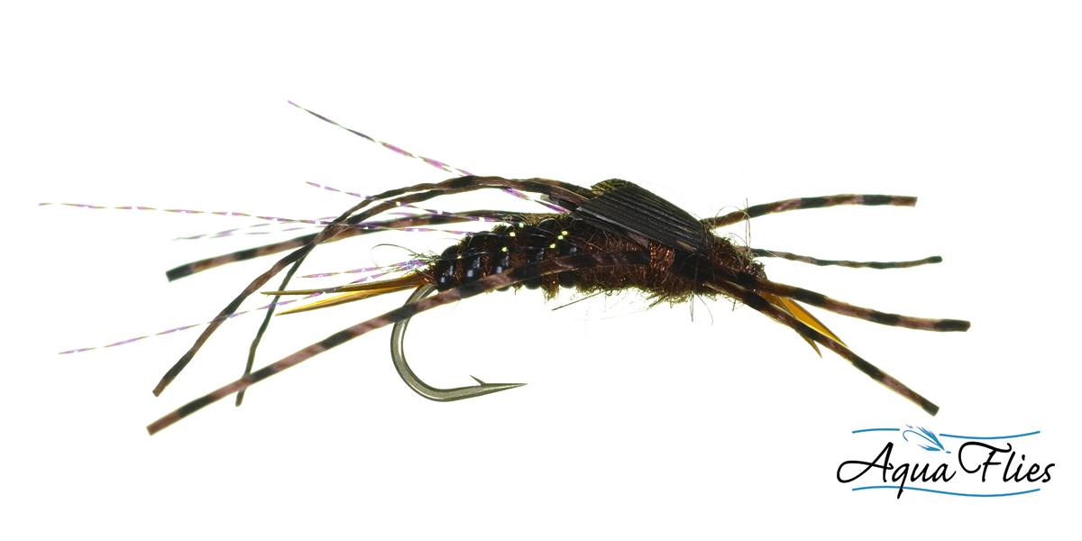 17012 TDF Stone Brown Rubber Legs