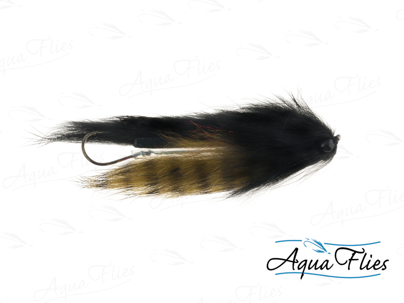 17929 Mike's Sculpin, Black/Olive-Size 2