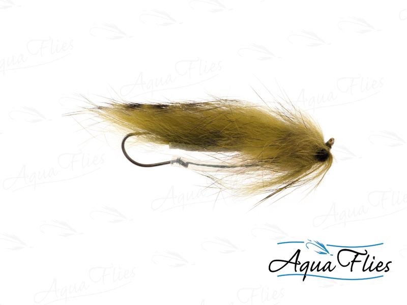 17937 Mike's Mini Sculpin, Olive-Size 4