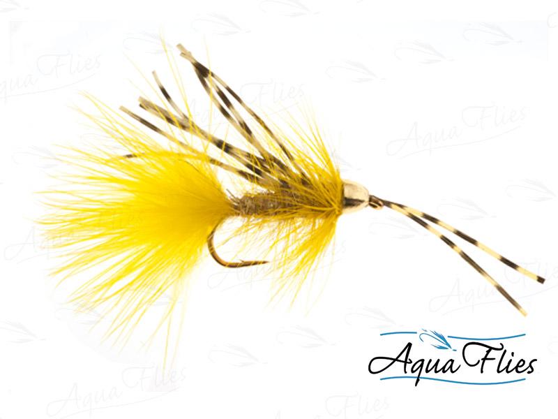 17069 TDF Cone Yellow Yummy