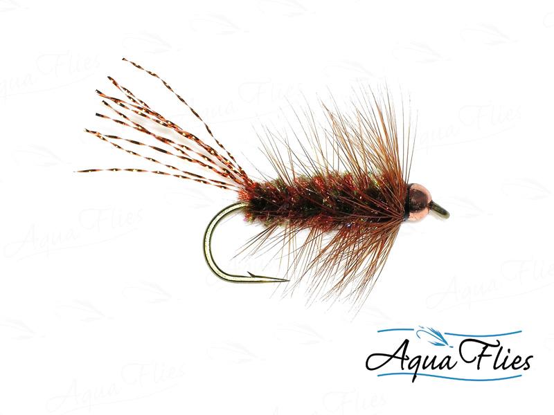 10022 Beadhead Assassin, Rust/Copper