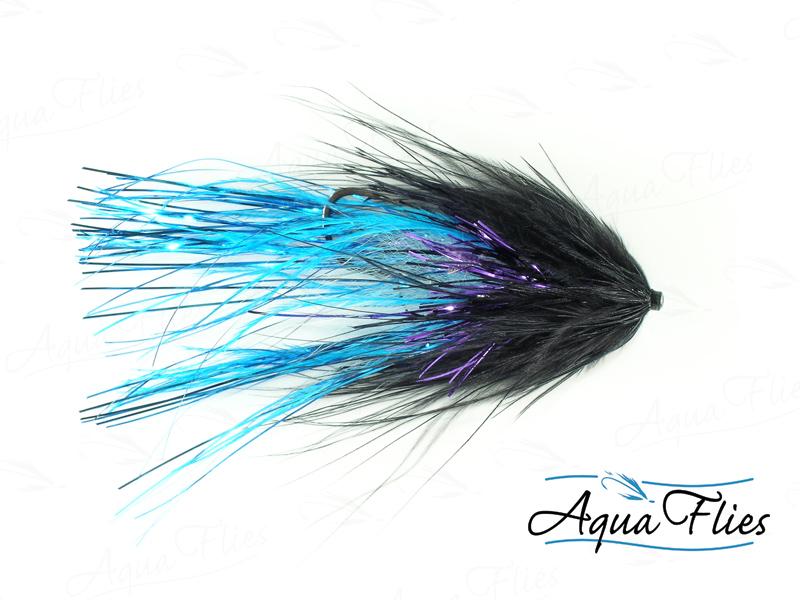 11049 Hartwick's Flashtail Tube, Black/Blue