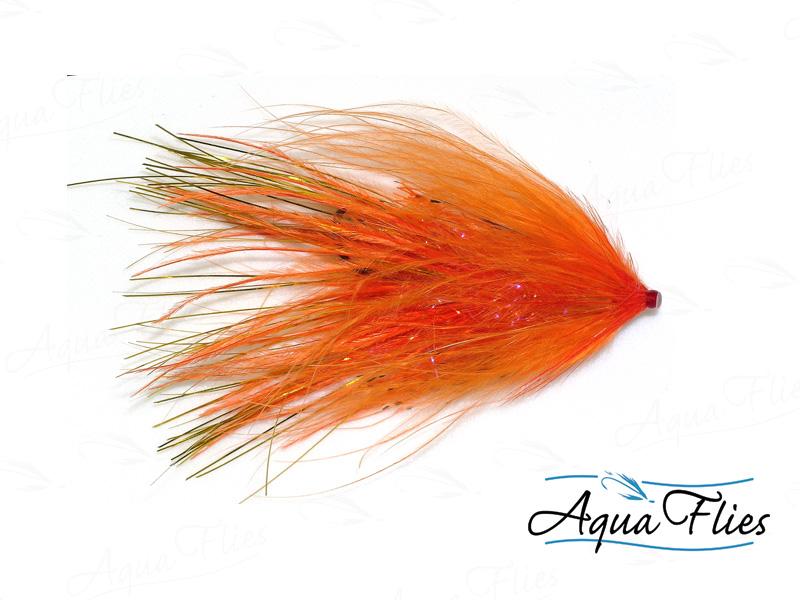 11047 Hartwick's Flashtail Tube, Orange